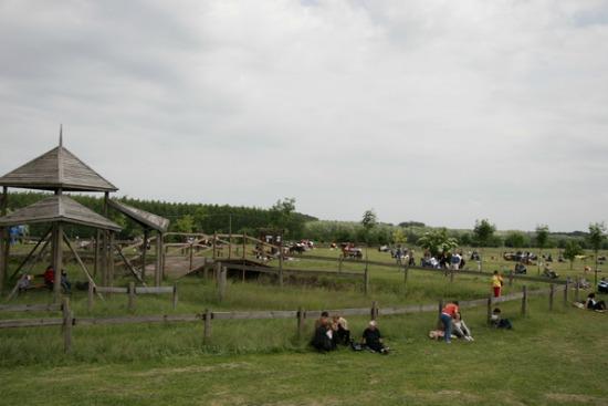 Attila-domb