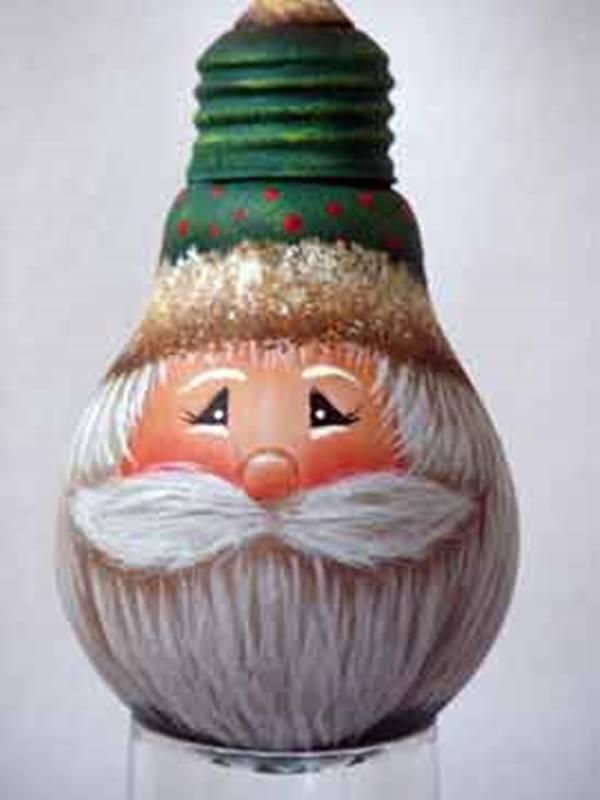 lightbulb-Santa
