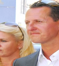 Mandatory Credit: Photo by Image Point/REX/Shutterstock (993932f) Michael and Corinna Schumacher Wedding of Christine Weber and Alexander Rebhorn, Port Andratx, Mallorca, Spain - 16 Aug 2009