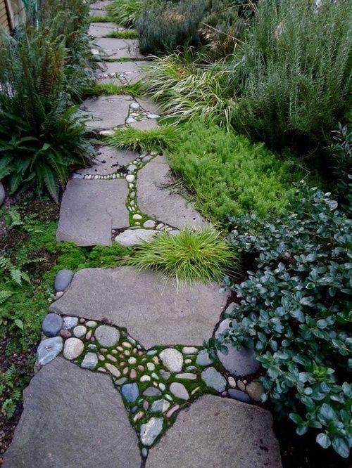 green-pathway