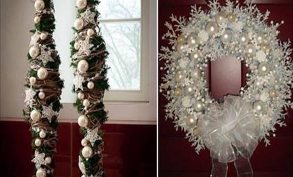 11 Elegáns tengerparti karácsonyi dekorációs ötlet