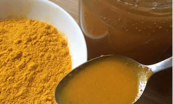 kurkuma és méz prosztatitis