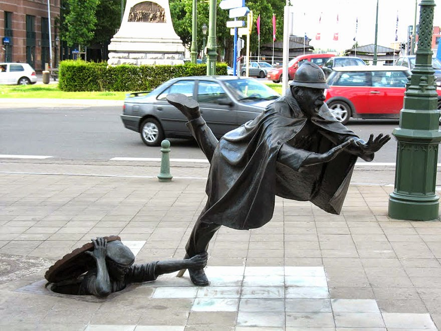 25 Of The Most Creative Sculptures And Statues From Around The World (12)
