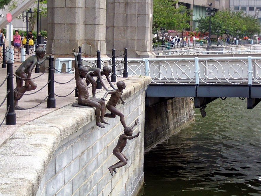 25 Of The Most Creative Sculptures And Statues From Around The World (8)