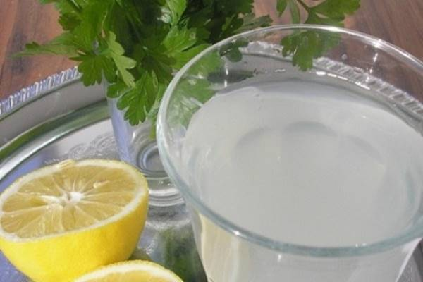 petrezselyem és citrom diéta fogyni
