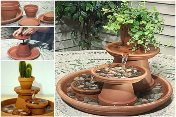 Creative-Ideas-DIY-Terracotta-Pot-Fountain