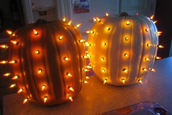pumpkin-christmas-lights