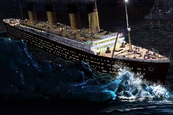 Fény derült az igazságra! Nem a jéghegy okozta a Titanic halálát!
