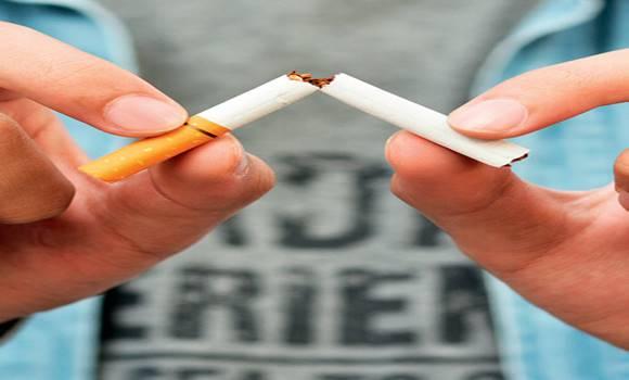 dohányzásellenes óra