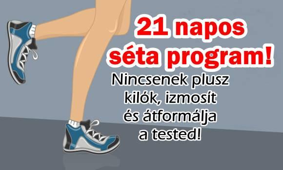 jogging és gyaloglás fogynia