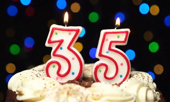 megfeleljen az ember élete 35 éves
