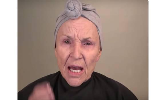 A 78 éves nő újra fiatal akart lenni… várj amíg megfordul, leesik a te állad is!