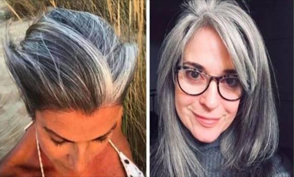 Hölgyeim figyelem! Íme 20 tipp, hogy az ősz haj is lehet divatos, nőies és egyedi!