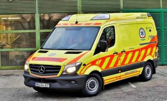 62 éves férfi lett rosszul tegnap este fél 8-kor Ajkán- száguldottak a mentők a helyszínre! Még a tapasztalt szakemberek is ledöbbentek!